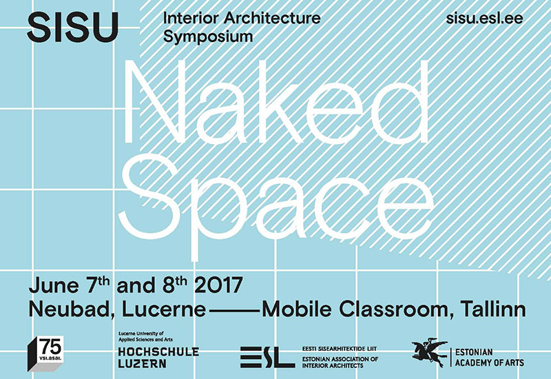 Naked Space Lecture At Lucerne University Of Applied Science And Arts Pinkcloud Dk